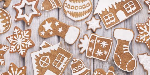 How Long To Cook A Gingerbread Cookies