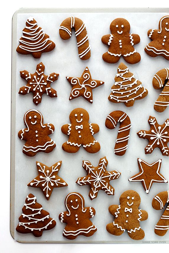 gingerbread cookies classic