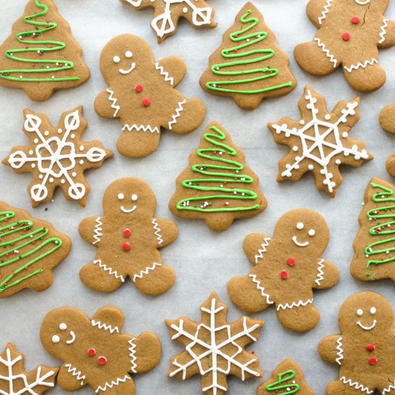 30 Best Gingerbread Cookie Recipes for Christmas - How to Make Gingerbread Cookies