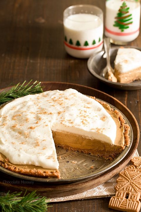 gingerbread pie recipe