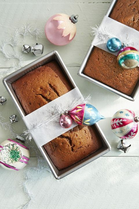 gingerbread desserts bread