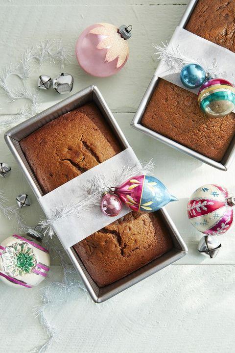 gingerbread desserts bread