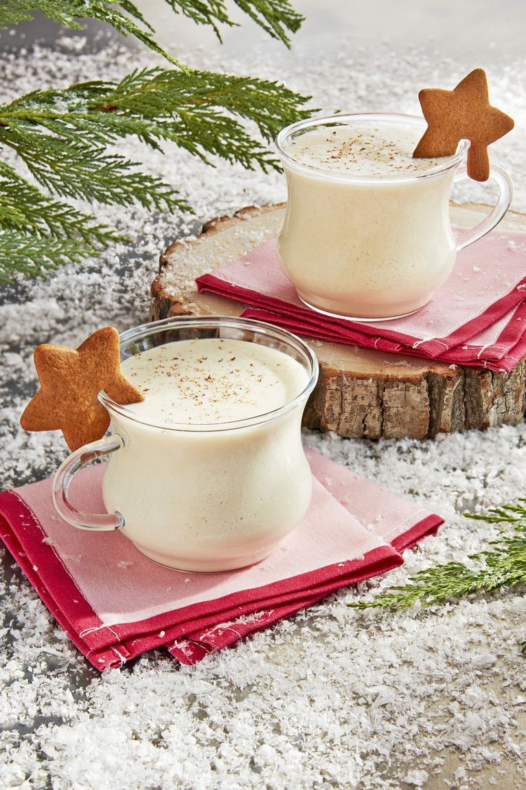 gingerbread desserts eggnog