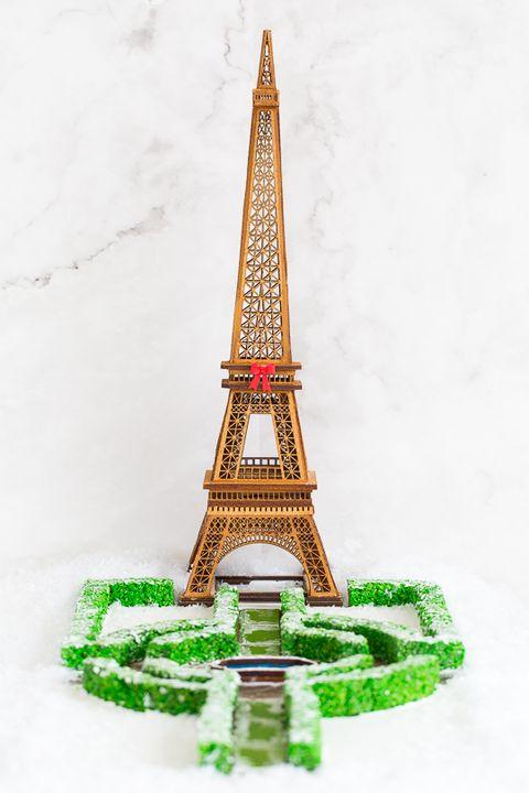 Landmark, Tower, Green, Spire, Steeple, Architecture, Skyscraper, Monument, Toy, Lego,