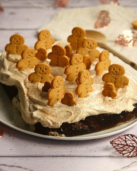 best sponge cake recipes gingerbread latte loaf cake