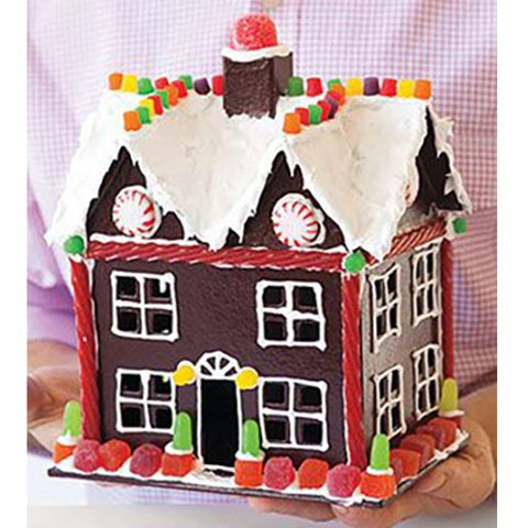 gingerbread house decorations no bake