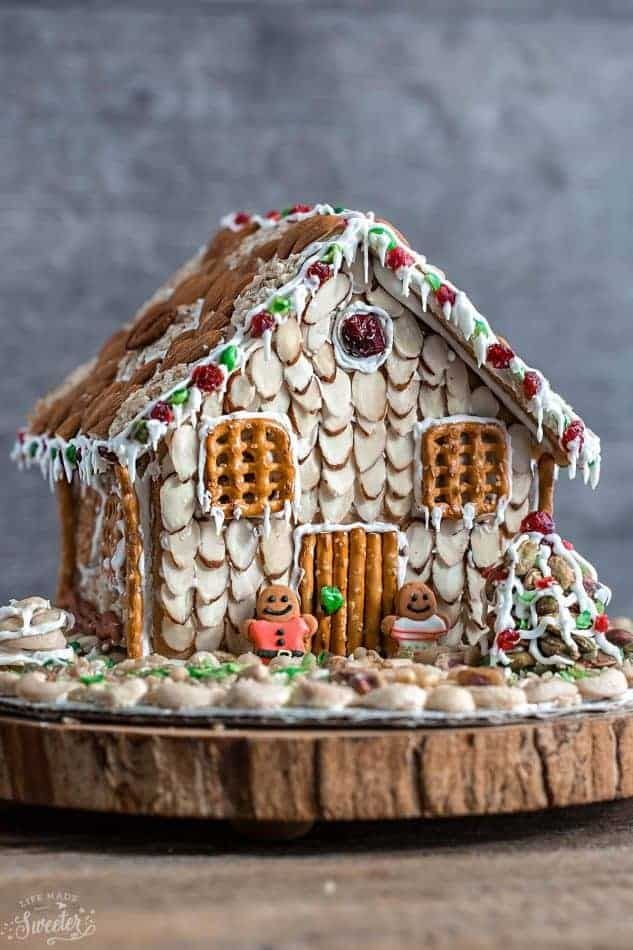 45+ Best Gingerbread House Ideas and Pictures , How to Make