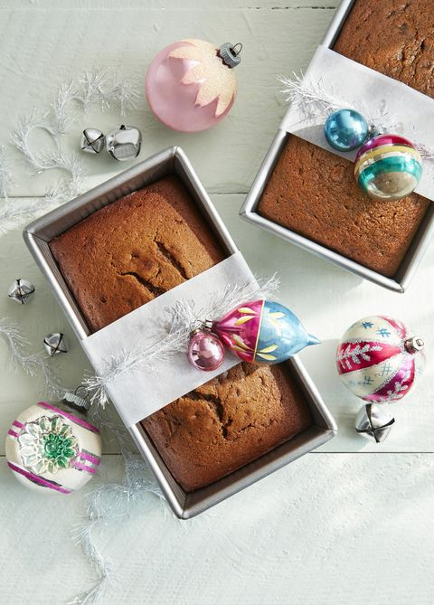 gingerbread pear loaf