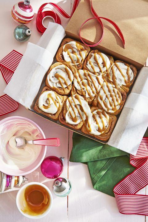 gingerbread rolls recipe