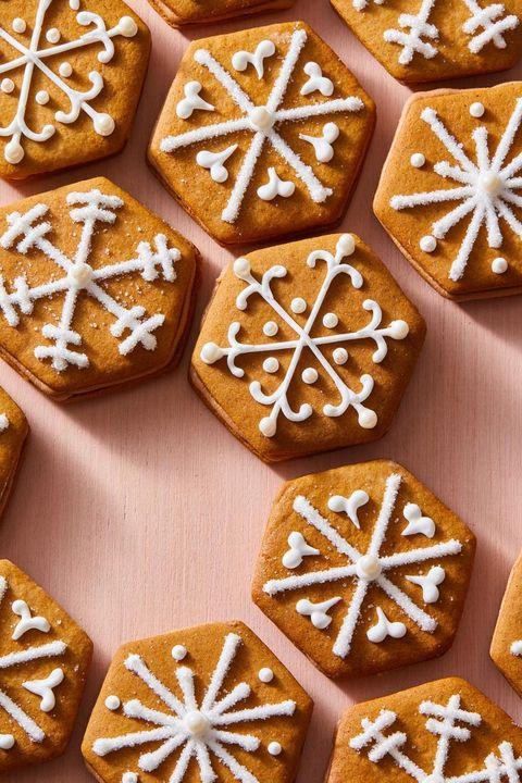 gingerbread sandwich cookies