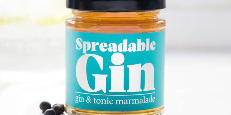 La marmellata al gin tonic renderà esilaranti i vostri brunch