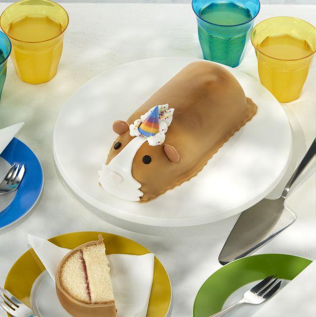 asda ginny the guinea pig cake