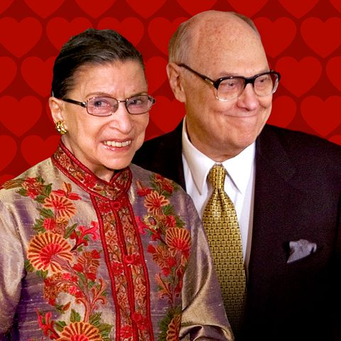 7c9e1118 How Ruth Bader Ginsburg's Late Husband, Marty, Helped Her Reach Her  Potential