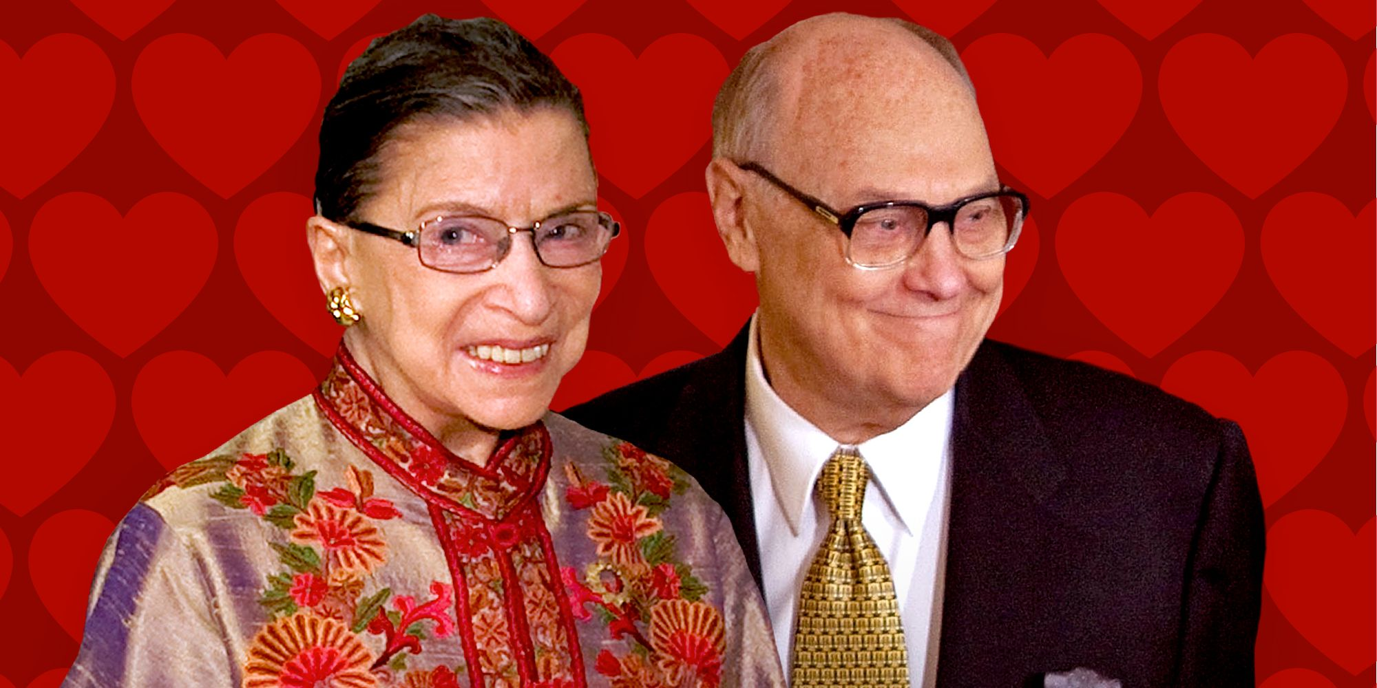 How Ruth Bader Ginsburg's Late Husband, Marty, Helped Her Reach Her Potential