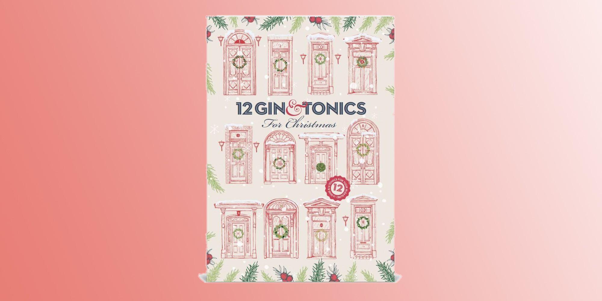 B M Is Bringing Back Its Gin Tonic Advent Calendar
