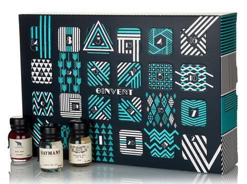 10 best alcohol advent calendars 2018 wine gin. Black Bedroom Furniture Sets. Home Design Ideas