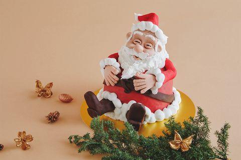 COVA Panettone Babbo Natale