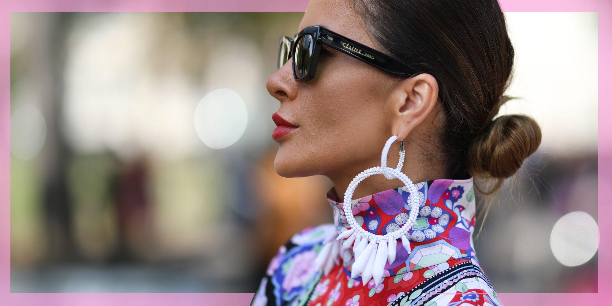 Gioielli moda 2019 orecchini grandi li indossi anche in autunno