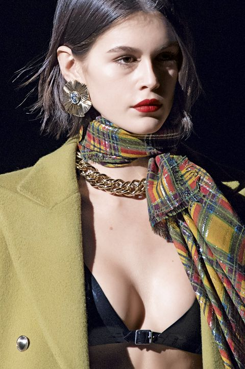 gioielli moda autunno inverno 2020 2021 saint laurent by anthony vaccarello