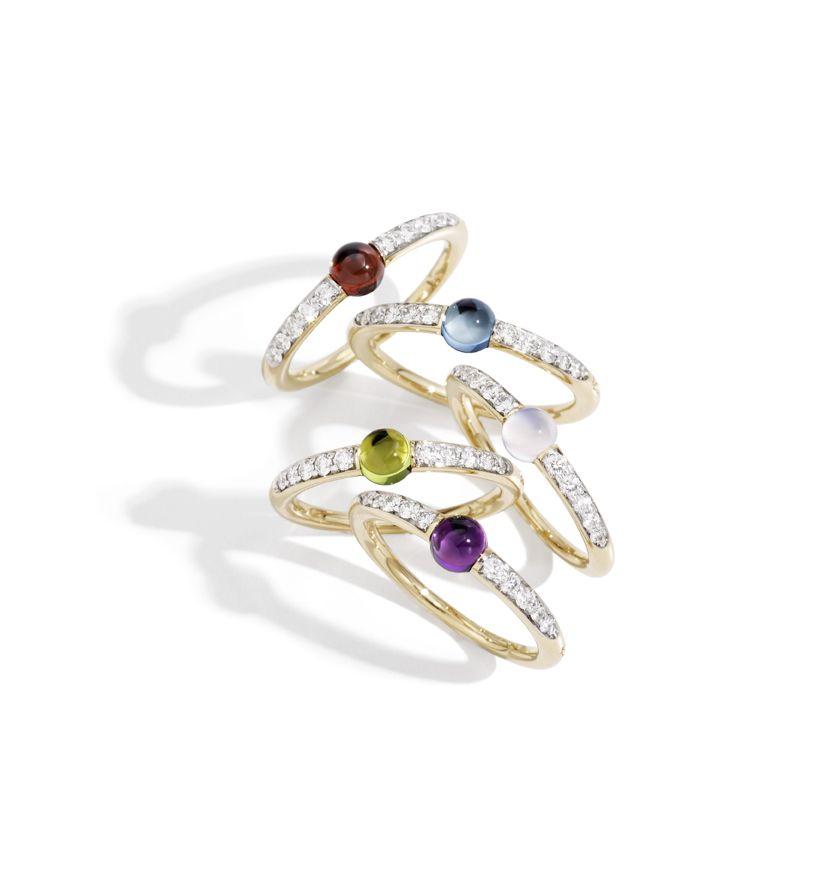 gioielli,moda,inverno,2019,anelli,pomellato