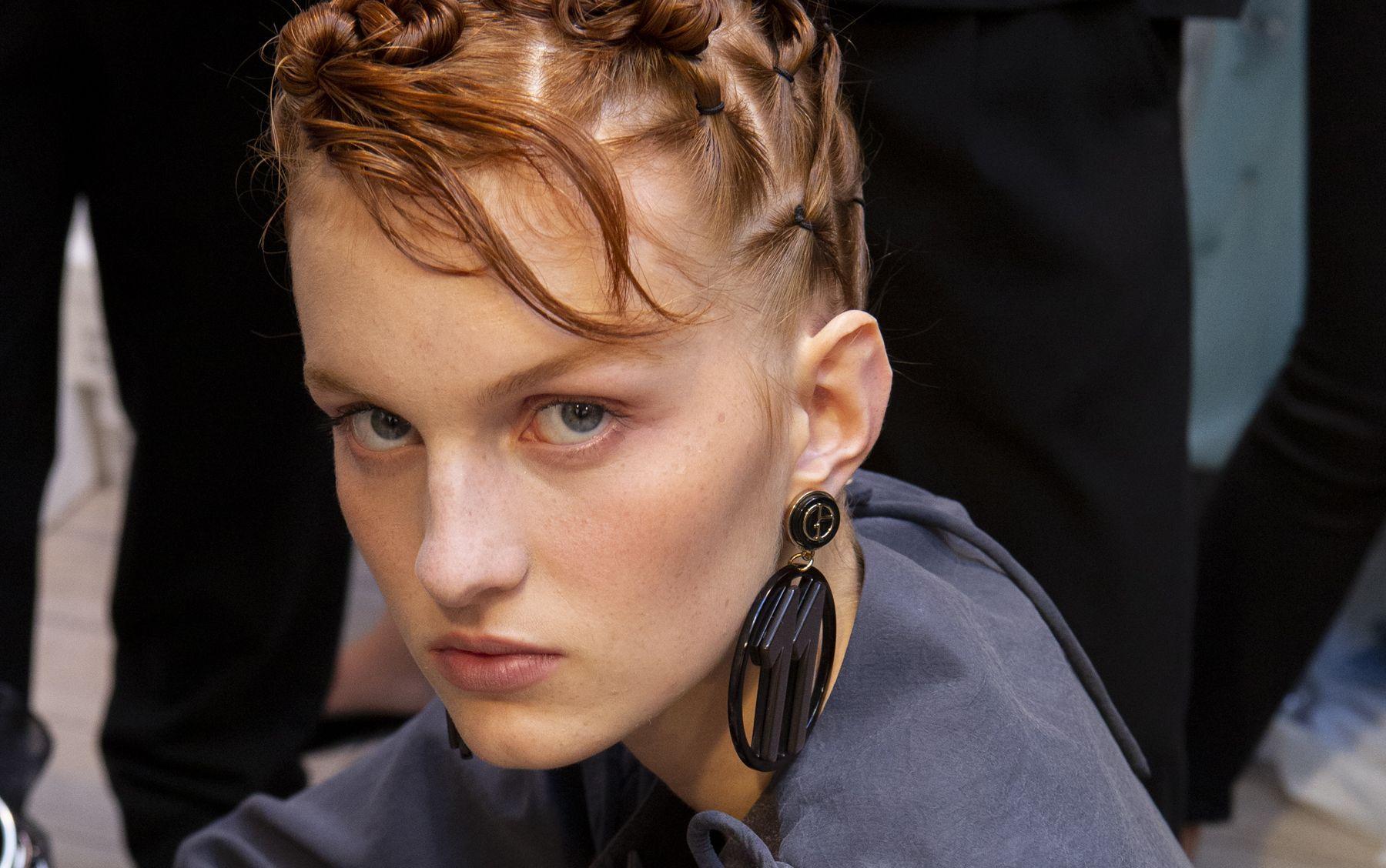 Eccole, le tendenze capelli più cool avvistate alla Milano Fashion Week