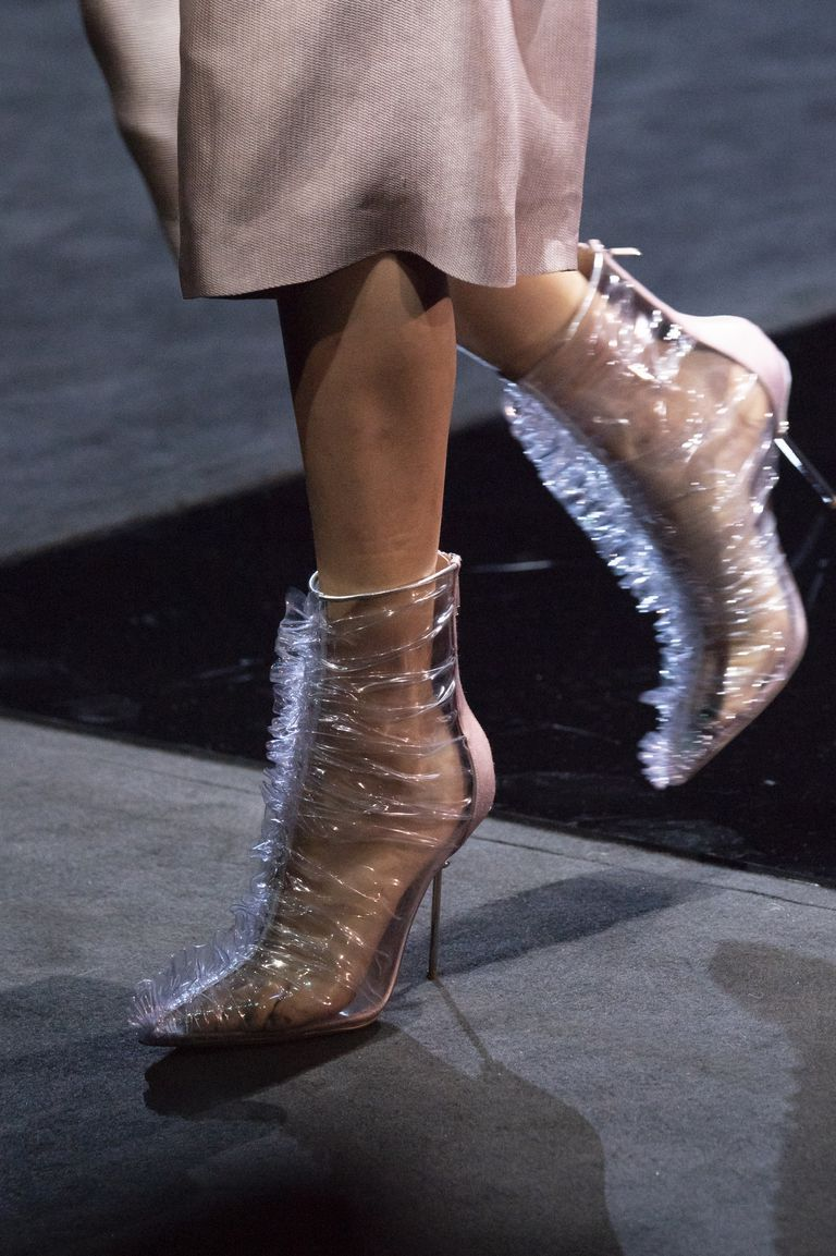 a23e8561d Best Spring 2019 Runway Shoes - Spring 2019 Shoe Trends at Fashion Week