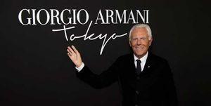 GIORGIO ARMANI(ジョルジオ アルマーニ)はブランド初となるクルーズコレクションのファッションショーを東京で開催