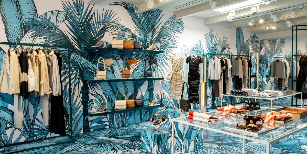 Armani's New Pop-Up Recreates La Dolce Vita in the Hamptons