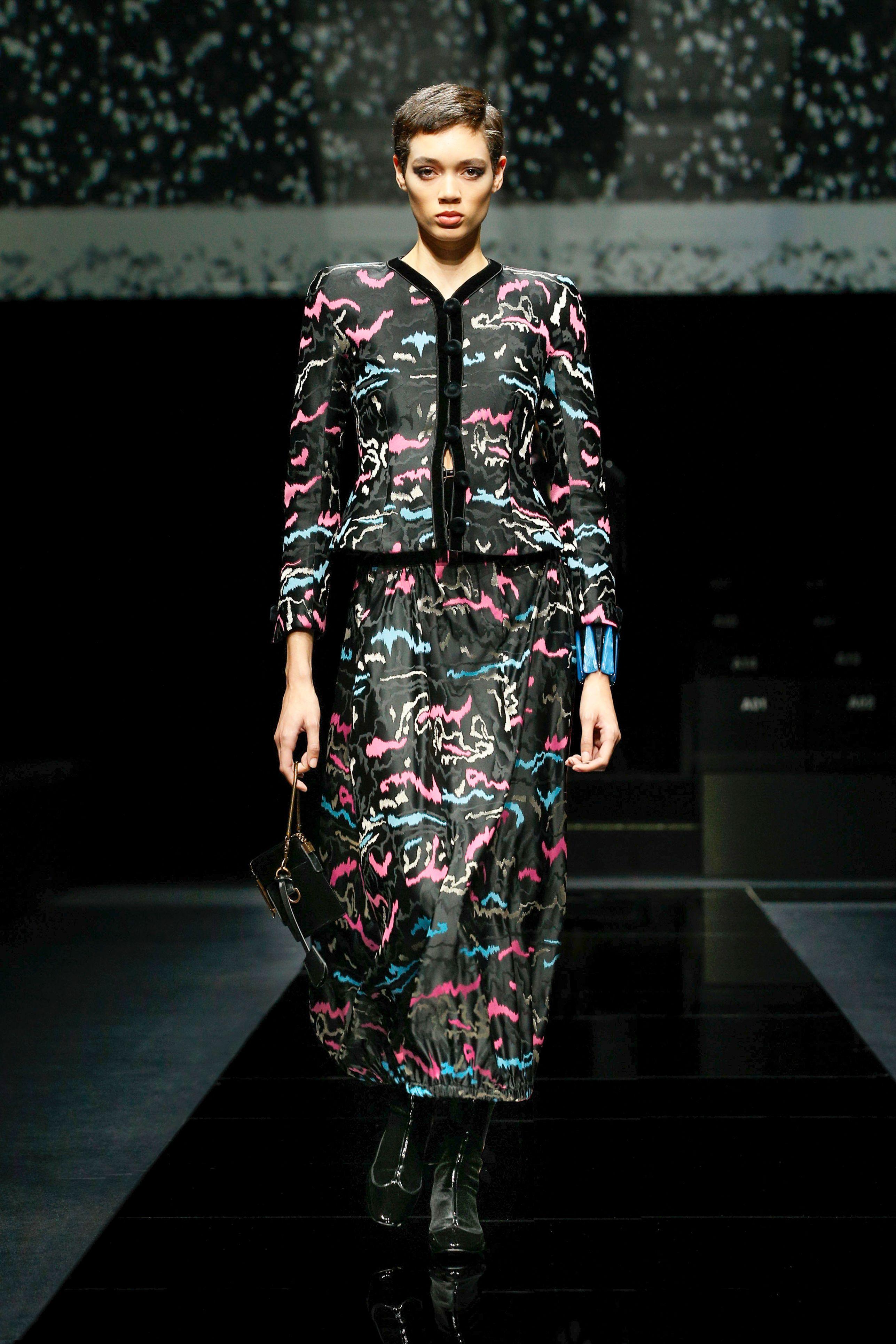 Best Looks At Milan Fashion Week Fall Winter 2020 Gucci Alberta Ferrertti And More At Mfw