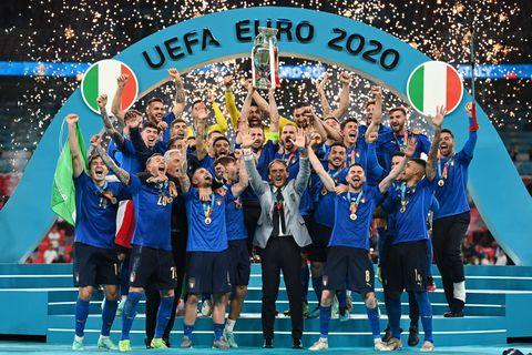 italy v england   uefa euro 2020 final