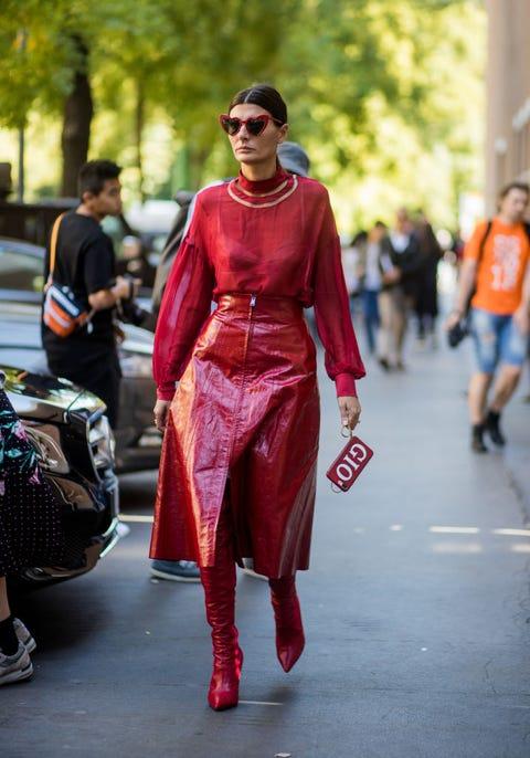 street style september 21   milan fashion week springsummer 2018
