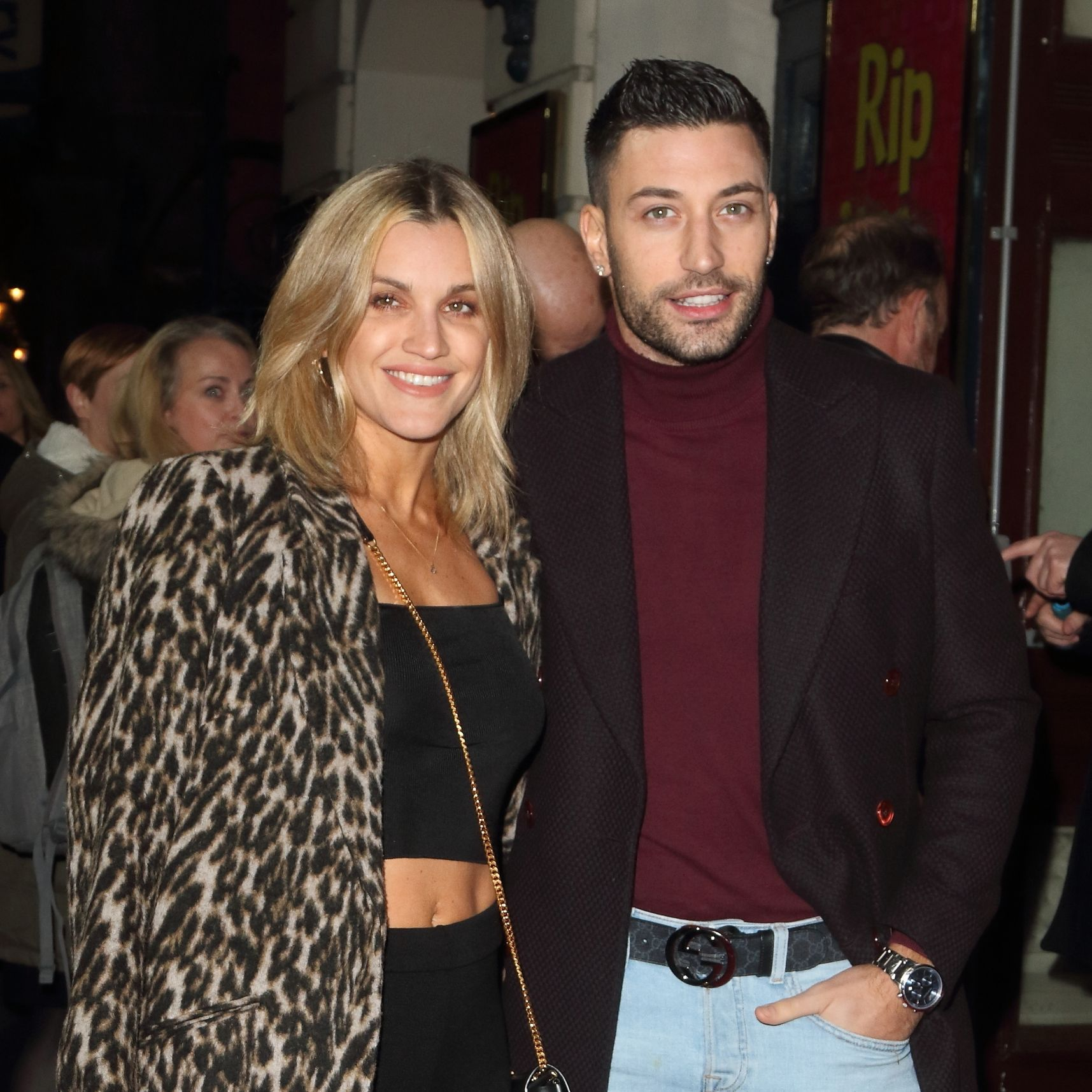 "Strictly Come Dancing's Giovanni Pernice shares update on ""amazing"" relationship with Ashley Roberts"