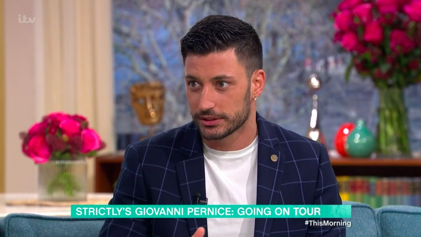 "Strictly Come Dancing's Giovanni Pernice admits one thing that ""didn't work"" last series"