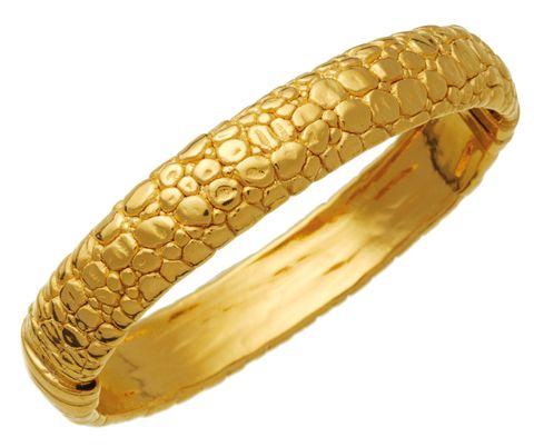 giovanni raspini bracciale oro giallo tendenza inverno 2021 gioiello natale