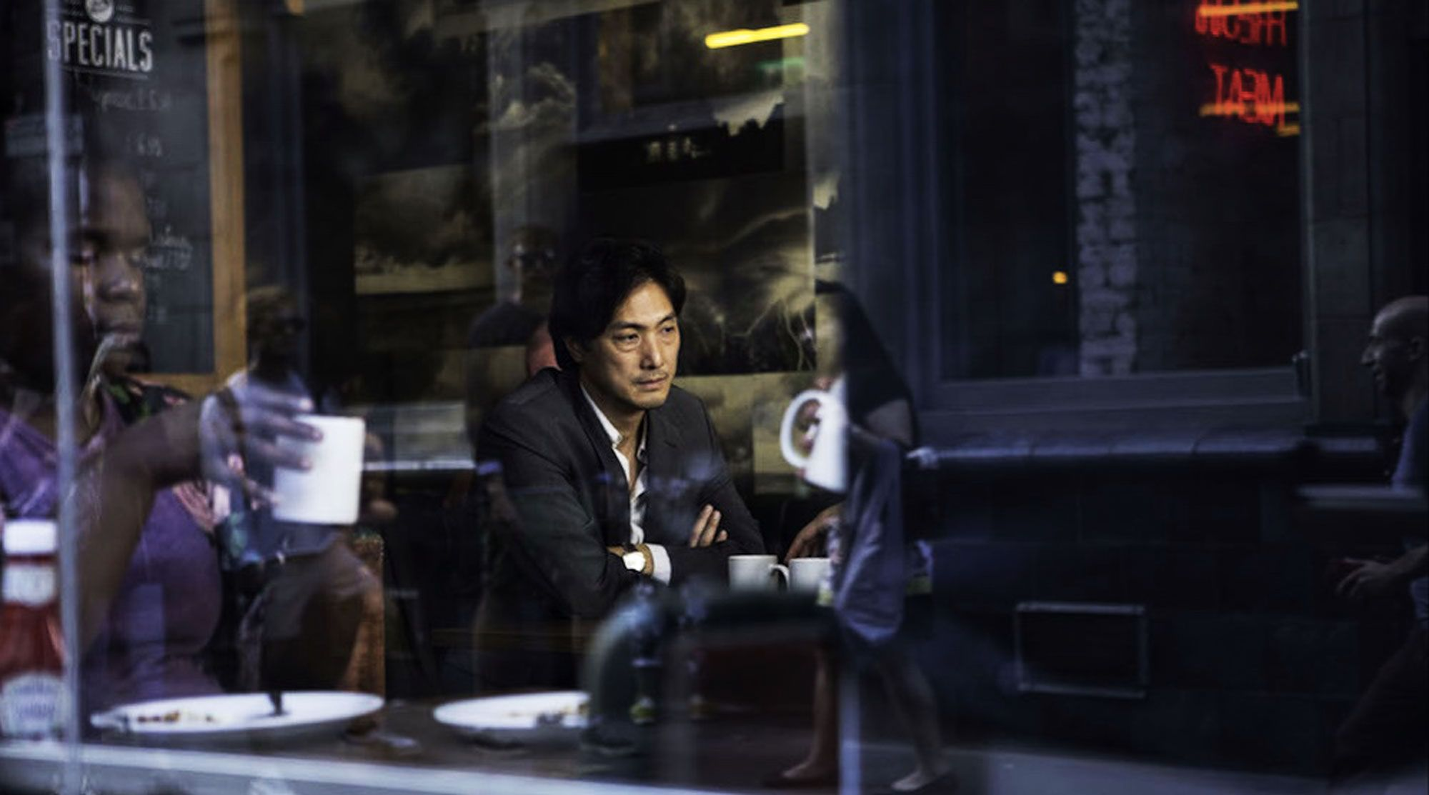 Humans' Joe Barton reveals real-life inspiration behind new show Giri/Haji