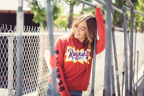 Rugrats hoodie