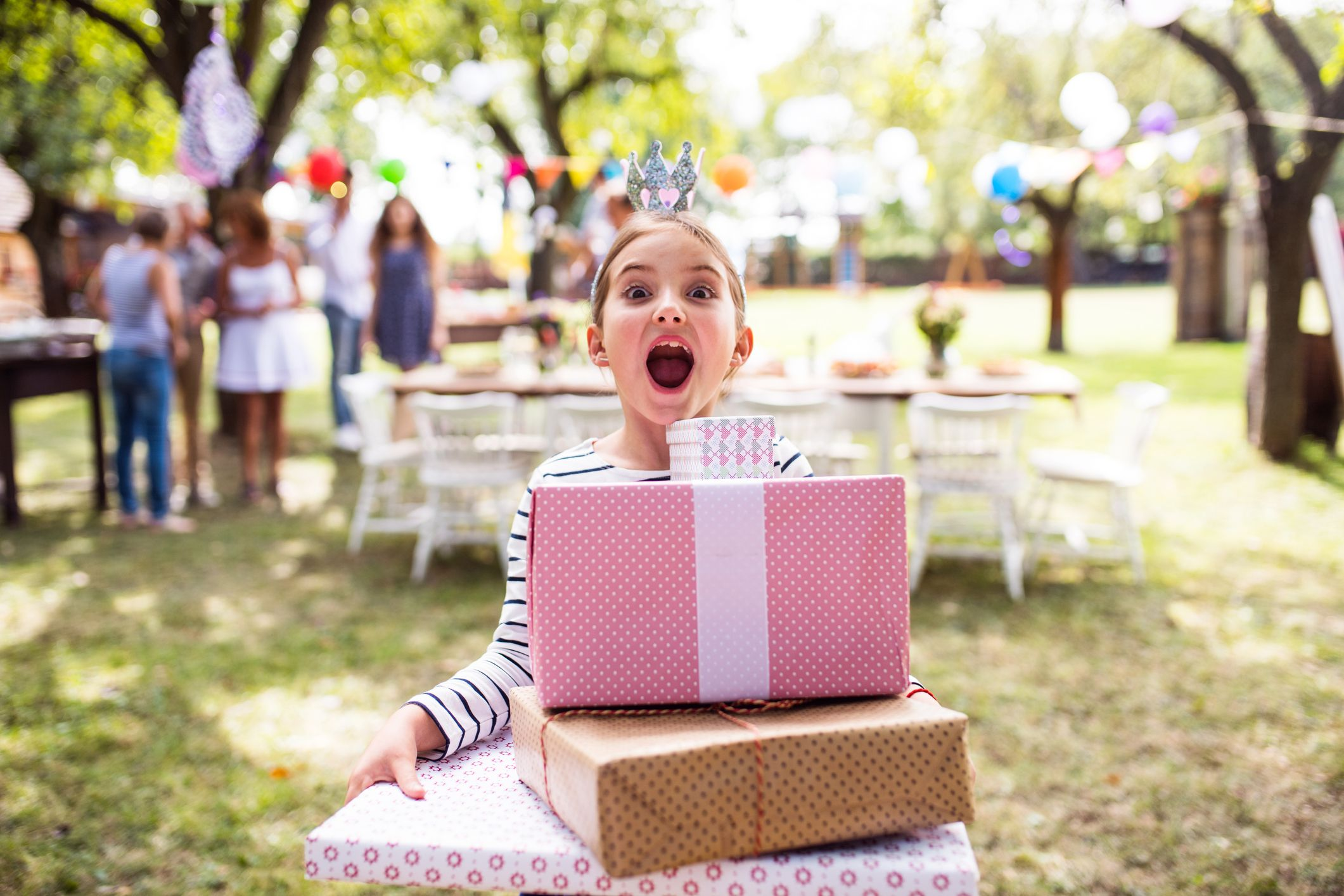 20 Best Birthday Party Ideas for Girls - Birthday Themes for