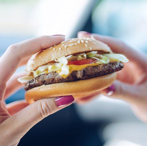 fast food coronavirus