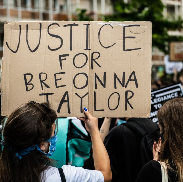 black lives matter demonstration in mestre