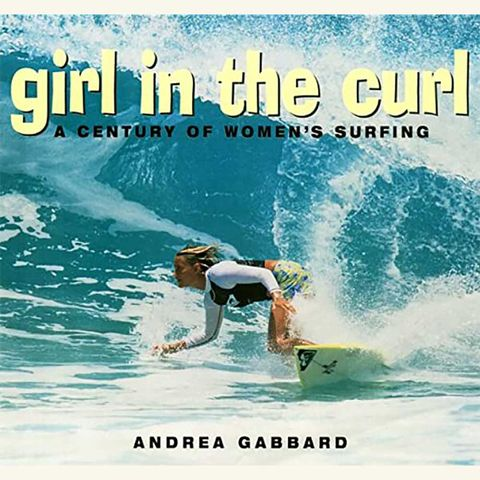 girl in the curl, andrea gabbard