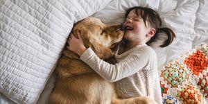 ayudar al niño cuando se muere el perro o mascota