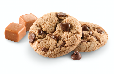 Caramel Chocolate Chip Girl Scout Cookie