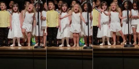 We nominate this 4-year-old passionately singing Moana for PM