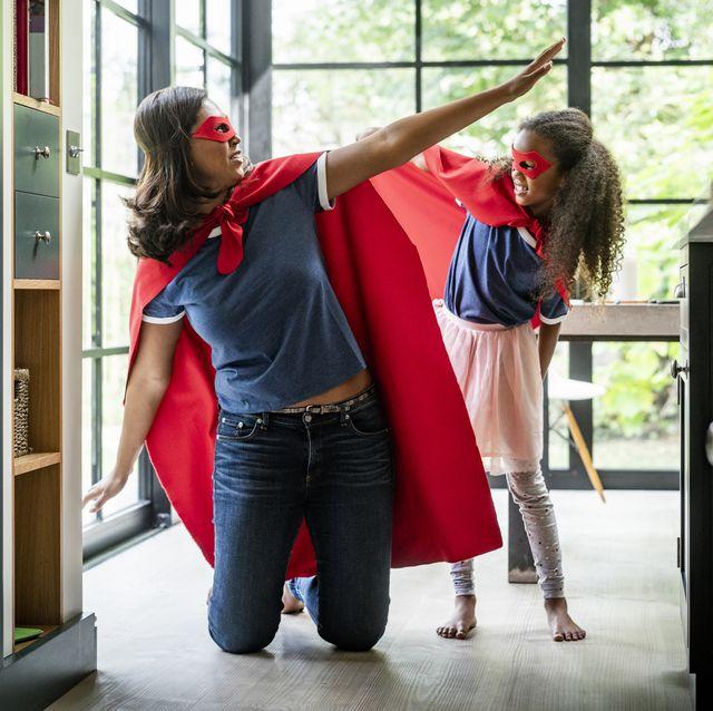 mother daughter halloween costumes superheroes