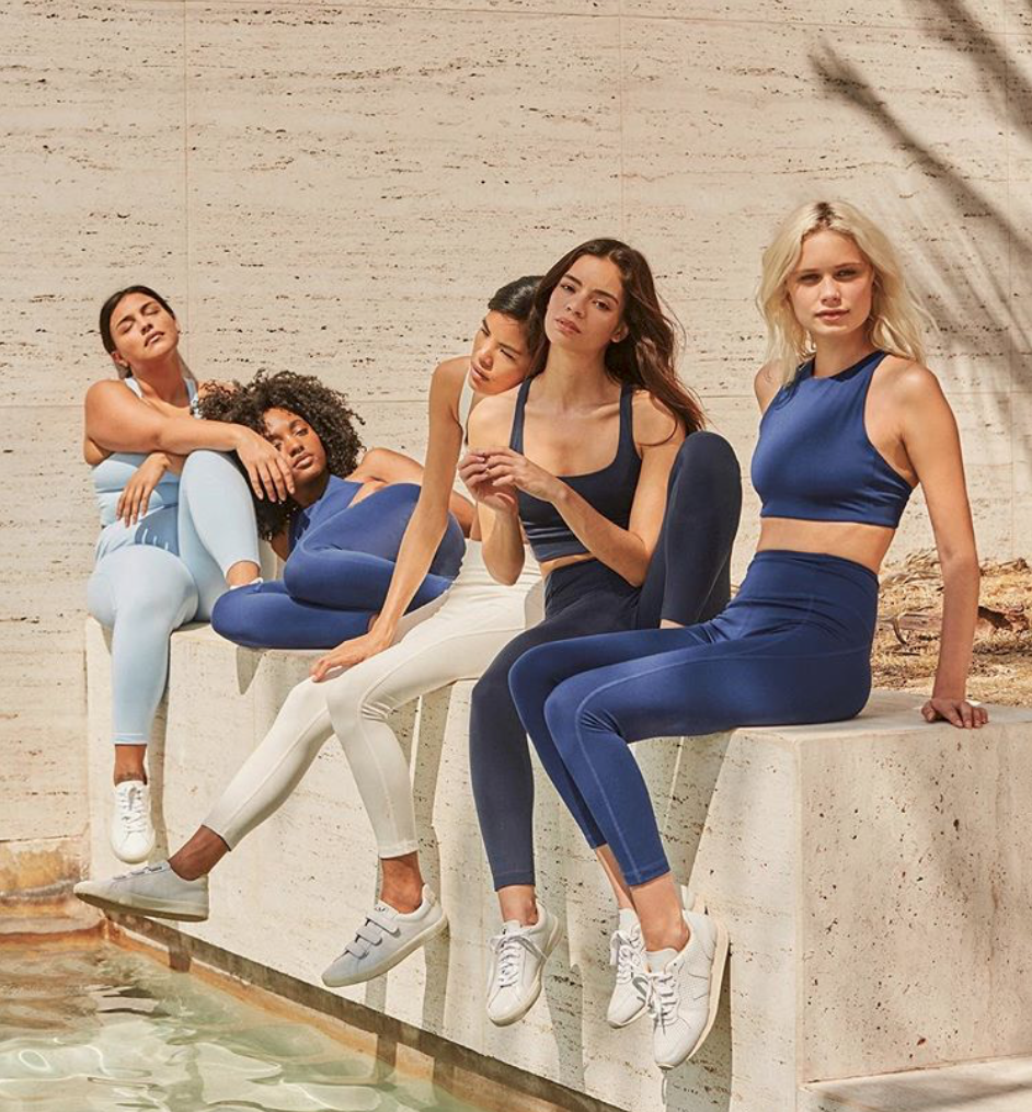 The ultimate guide to athleisure, indie brand Girlfriend Collective
