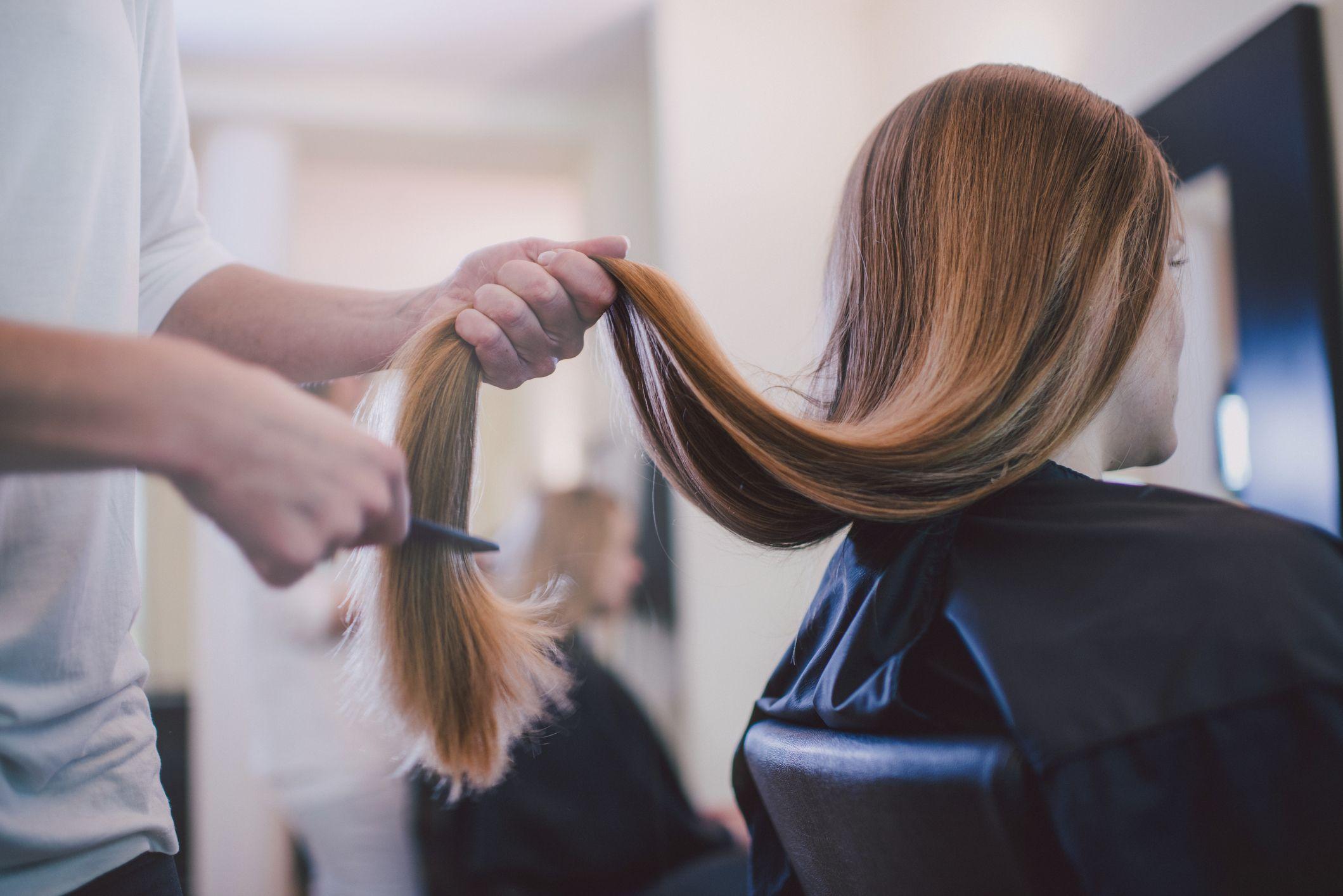 съвети за оформяне на косата се подстригват