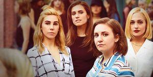 HBO Girls elle