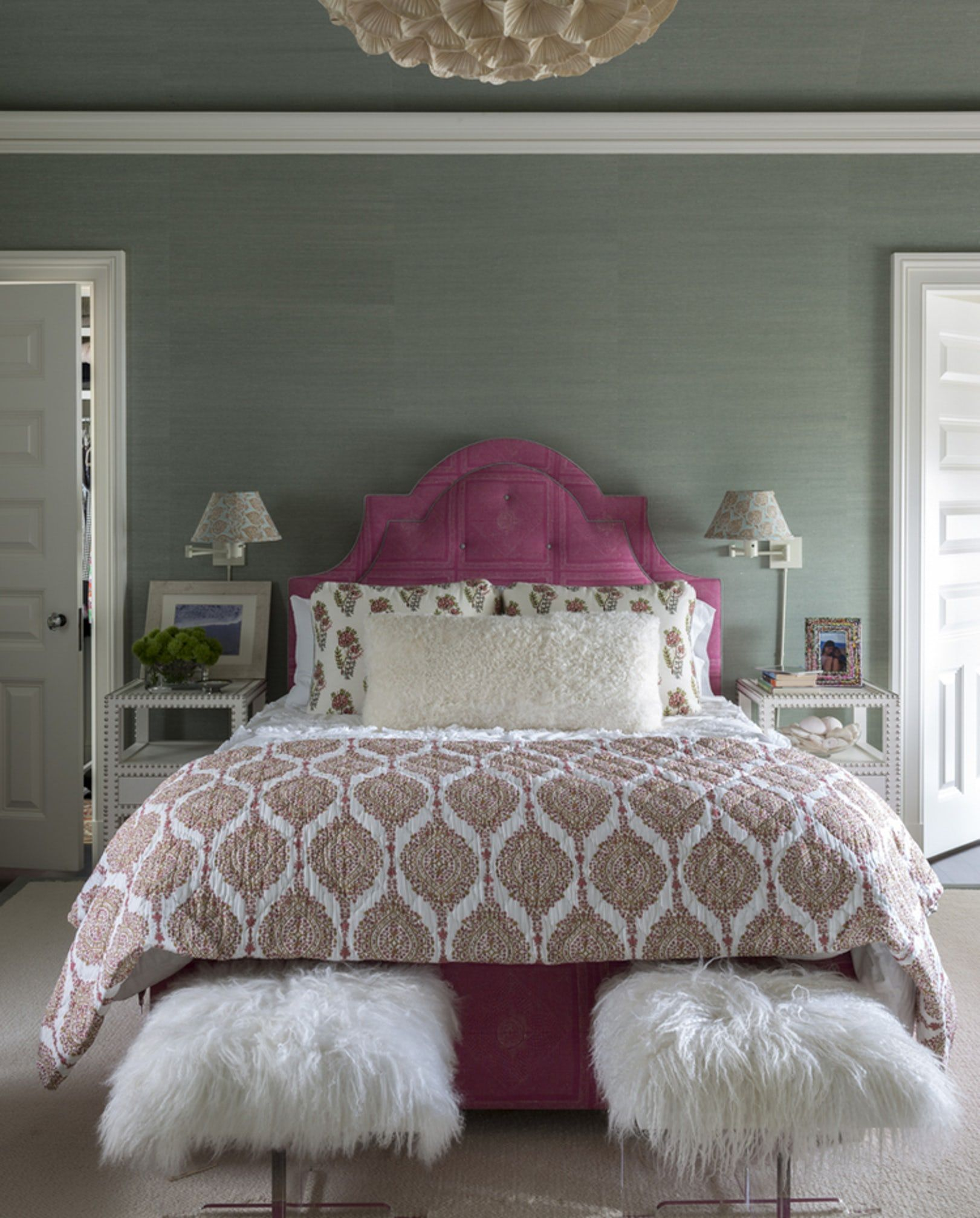 Girls Bedrooms. Design By Lee Ann Thornton Interiors