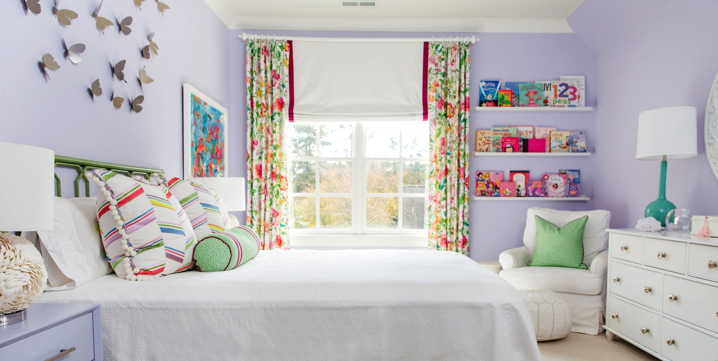 Creative Bedrooms That Any Teenager Will Love: 15 Creative Girls Room Ideas