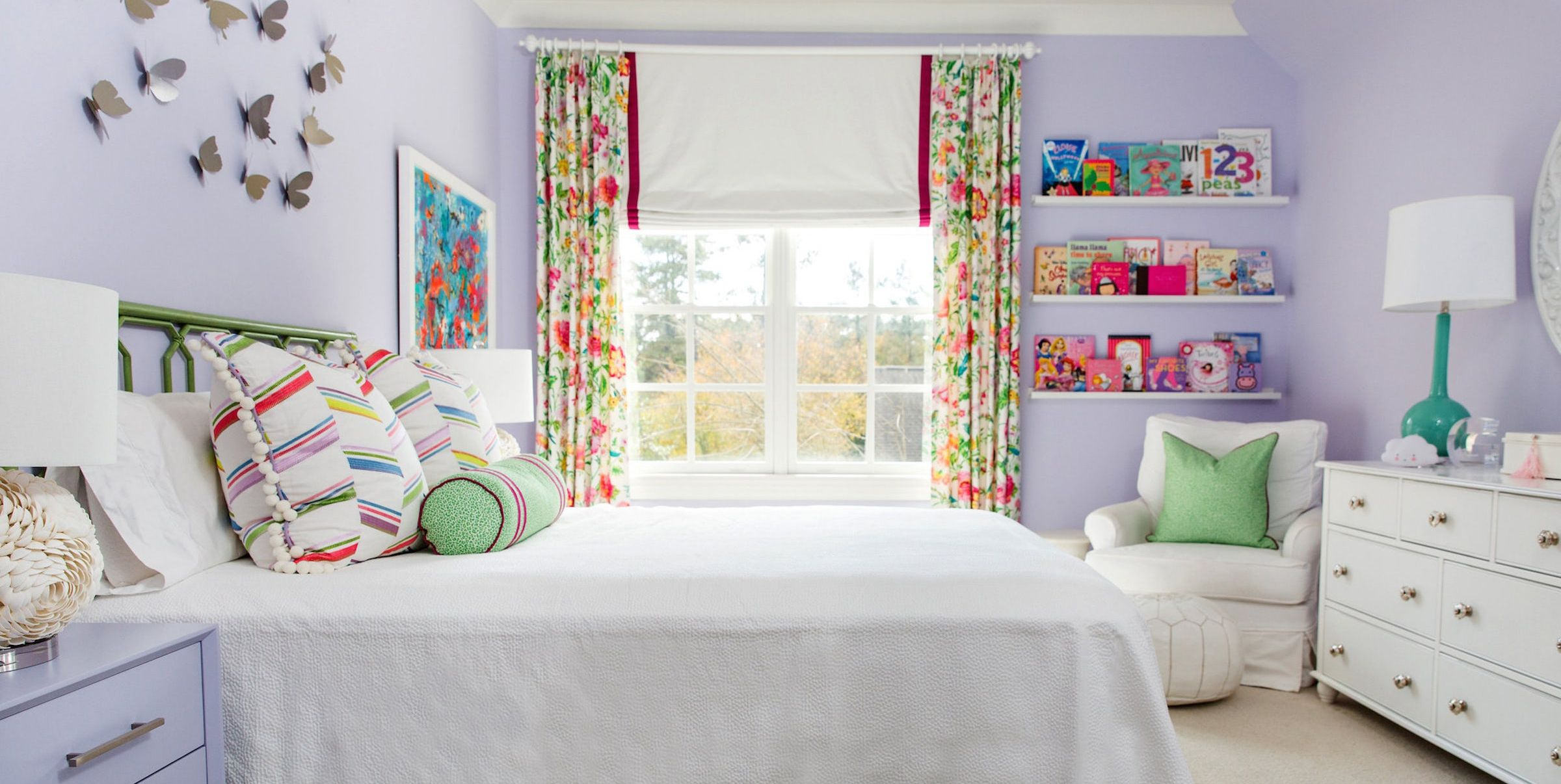 Teenage Bedroom Decorating Ideas And Pictures 15 creative girls room ideas - how to decorate a girl's bedroom